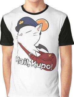 Moogle - Kupo! Graphic T-Shirt
