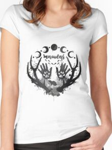 Marauders. Women's Fitted Scoop T-Shirt