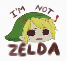 Link - Zelda Baby Tee