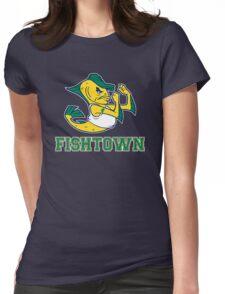 Fishtown Fightin' Fish Womens Fitted T-Shirt