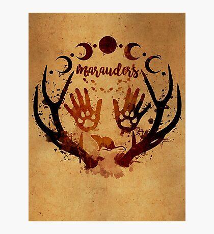 Marauders. Photographic Print