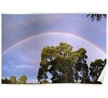 Under the Rainbow  Poster