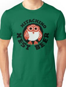 Hitachino Nest Beer Japanese Unisex T-Shirt