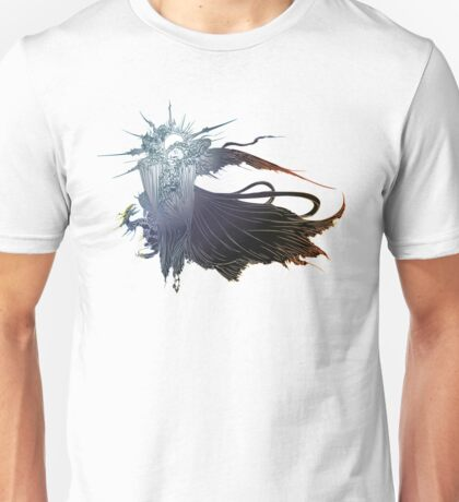 Final Fantasy XVII logo Unisex T-Shirt
