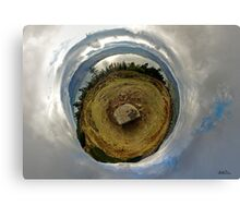 Cloughmore Stone, Rostrevor, County Down Canvas Print