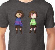a couple a kids Unisex T-Shirt