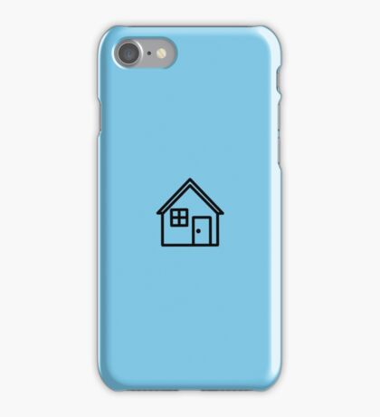 Troye Sivan Blue Neighbourhood House iPhone Case/Skin