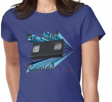 Be Kind Rewind Ver. 5 Womens Fitted T-Shirt
