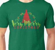 Have a Very Merry Christmas Unisex T-Shirt