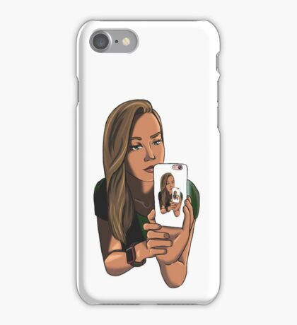 Selfie Inception iPhone Case/Skin