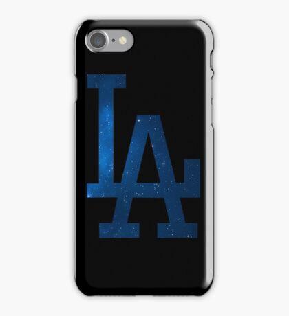 °BASEBALL° L.A. Dodgers Space Logo iPhone Case/Skin