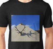 Antler Shadows Unisex T-Shirt