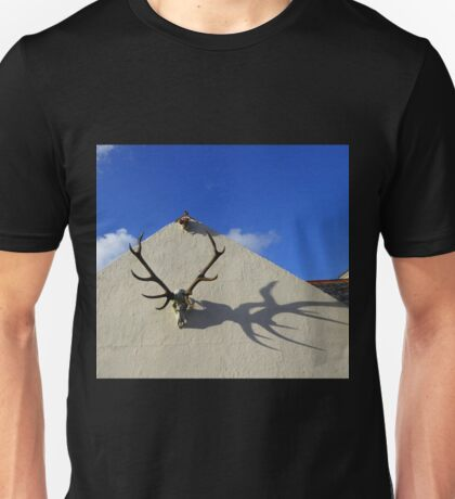 Antler Shadows Unisex T-Shirt