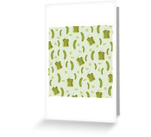 Pickle Party Greeting Card