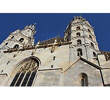 St. Stephen's Cathedral Photographic Print