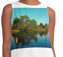 The Arch  Contrast Tank