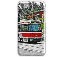 City Streets iPhone Case/Skin