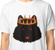 Crowned Wolf Classic T-Shirt
