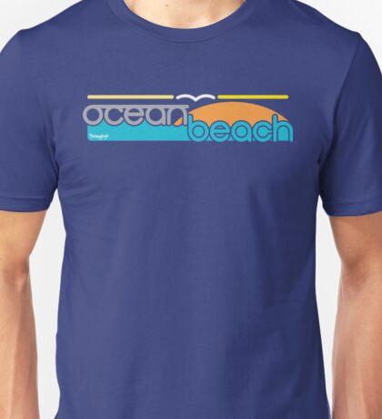Ocean Beach Unisex T-Shirt