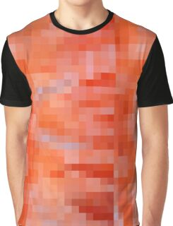 Impressionist in Coral Graphic T-Shirt