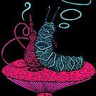 Hookah Smoking Caterpillar V.6.0 by Octavio Velazquez