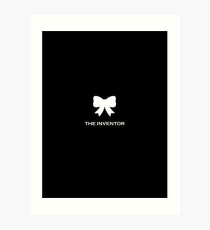 """A Series of Unfortunate Events - Violet Baudelaire """"The Inventor"""" Art Print"""