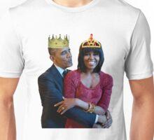 Barrack Obama and Michelle Obama Unisex T-Shirt