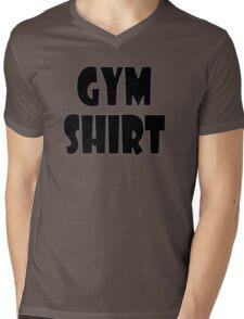 gym shirt Mens V-Neck T-Shirt