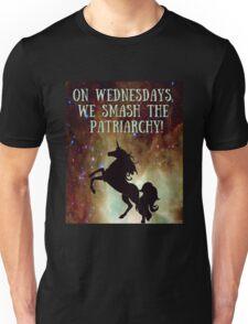Unicorns Smash Patriarchy! Unisex T-Shirt