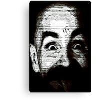 Charles Manson Canvas Print