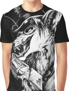Steampunk Graphic T-Shirt