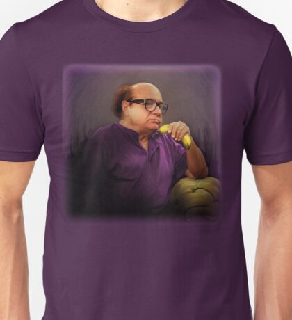 Frank Reynolds with Banana Unisex T-Shirt