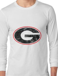 uga logo Long Sleeve T-Shirt