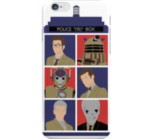 Doctors & Friends iPhone Case/Skin
