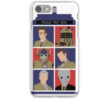 Doctors & Friends iPhone Case/Skin