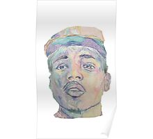 Chance the Rapper Poster