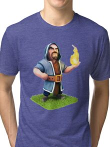 Clash of Clans Tri-blend T-Shirt