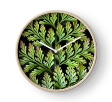 Leaf Abstract Clock
