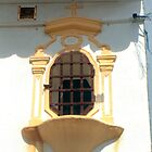 Golden Window - by Ana Canas by AnaCanas