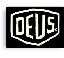 deus ex machina Canvas Print