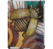 The Gold Bug iPad Case/Skin
