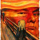 American Scream by Andy Hook