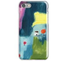 Lollipoptree cottage iPhone Case/Skin