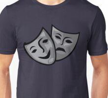 Drama Masks Unisex T-Shirt