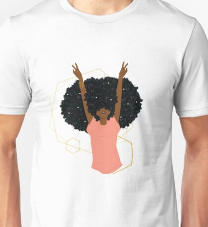 Hair Goals Unisex T-Shirt