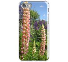 Lupin Summer iPhone Case/Skin
