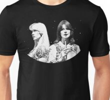 "ABBA ""there were something in the air that night"" design! Unisex T-Shirt"