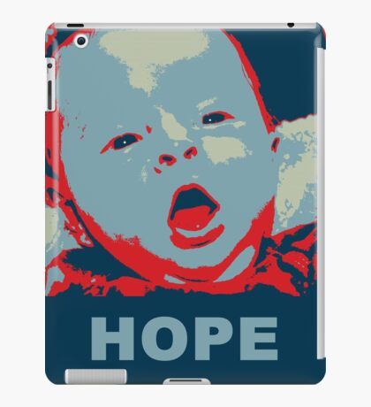 Baby Hope for the World iPad Case/Skin