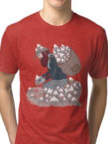 Mountain Man Tri-blend T-Shirt