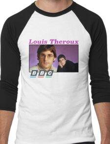Louis Theroux x BBC Men's Baseball ¾ T-Shirt